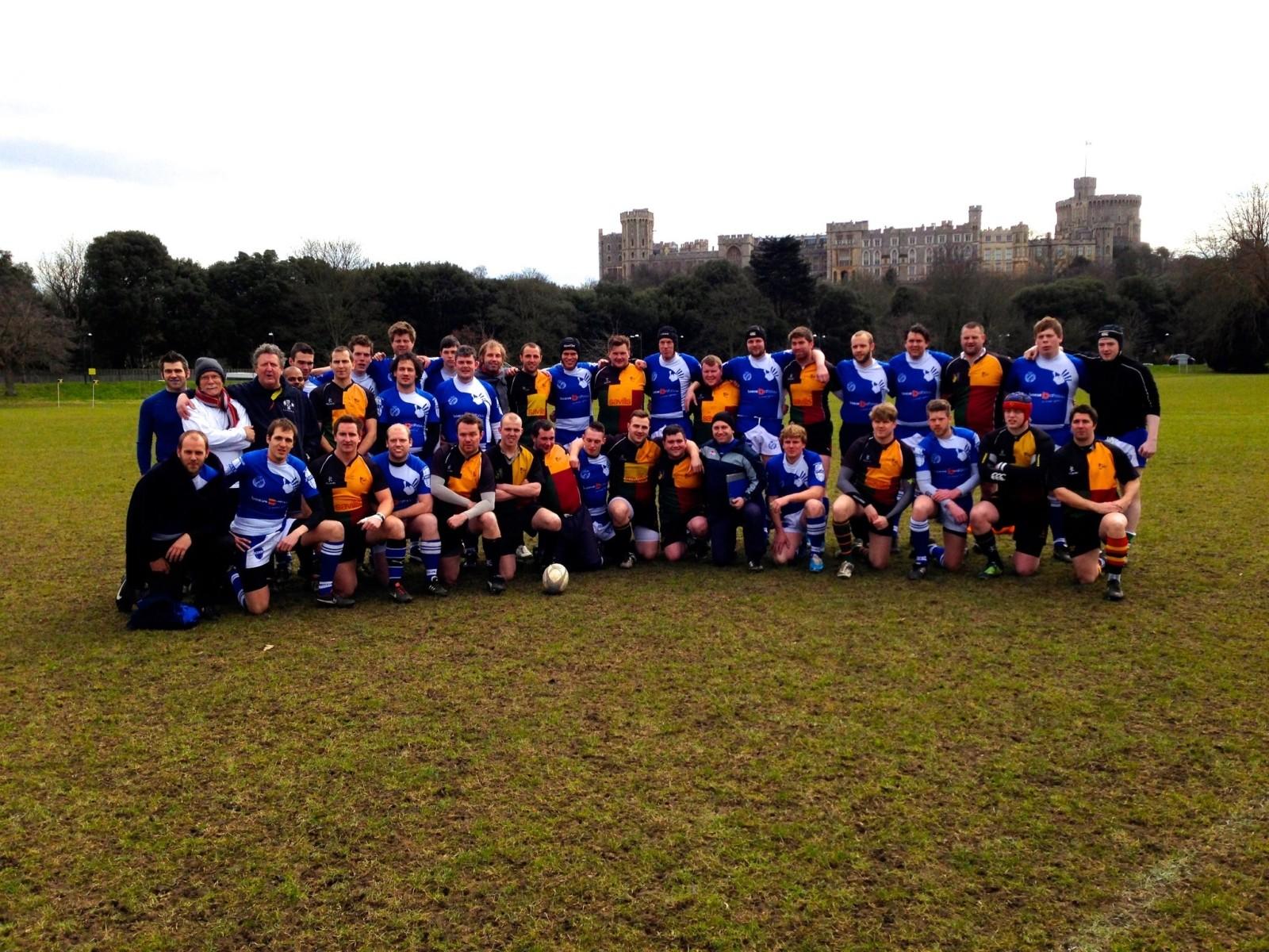 RC Zwolle en Windsor RFC 2013