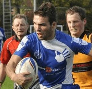 Martijn Kneepkens rugby zwolle