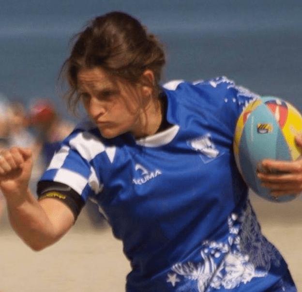 Regine Ellenbroek rugby zwolle