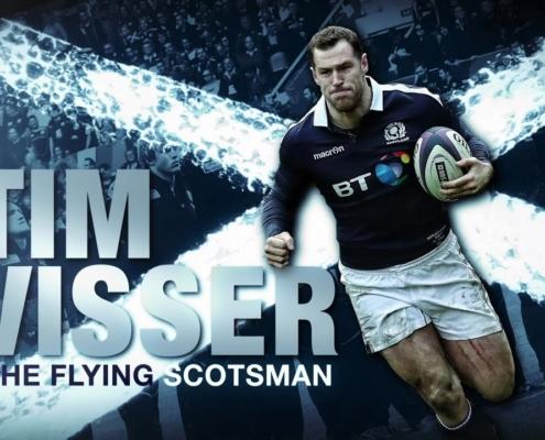Tim Visser bij rugby zwolle