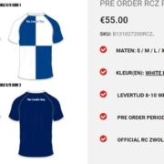 rugby zwolle shirts